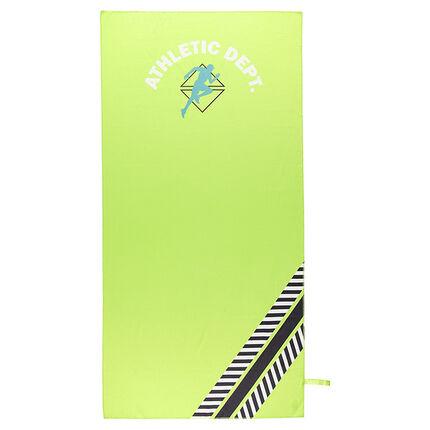 Serviette de plage en microfibre 160 x 80 cm