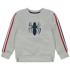 Sweat en molleton print Spiderman , Orchestra