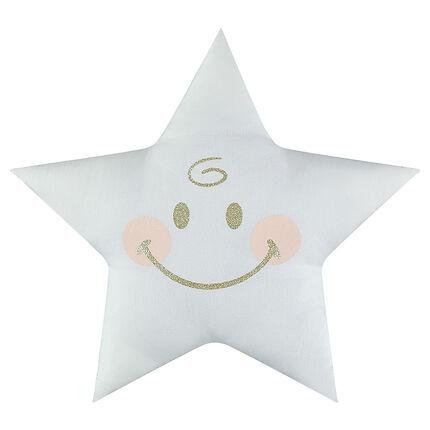 Μαξιλαράκι ©Smiley σε σχήμα αστεριού