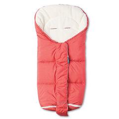 Υπνόσακος για το καρότσι Alpine - Ροζ/Λευκό