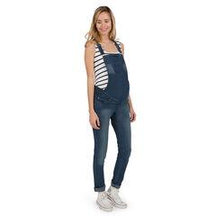Σαλοπέτα εγκυμοσύνης με εφέ φορεμένου και τσαλακωμένου