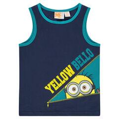 Αμάνικο μπλουζάκι Les Minions