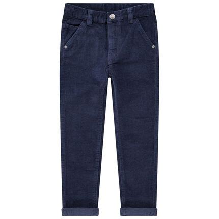 Βελουτέ παντελόνι