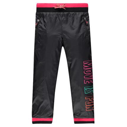 Junior - Pantalon de jogging - survêtement avec print multicolore