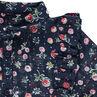 Παιδικά - Βαμβακερό πουκάμισο με φλοράλ μοτίβο και βολάν
