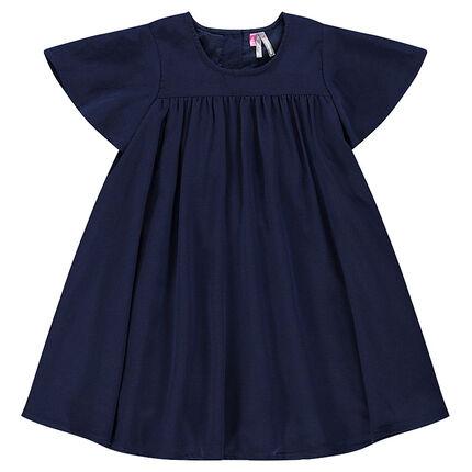 Ελαφρύ κρεπ φόρεμα oversize
