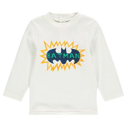 Μακρυμάνικη μπλούζα ζέρσεϊ με τύπωμα Batman της DC Comics