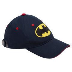 Καπέλο από τουίλ με κεντημένο λογότυπο ©Warner Batman