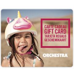 Προσφέρετε τη δωροκάρτα Orchestra fille2