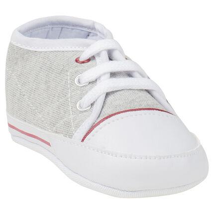 Μαλακά αθλητικά παπούτσια ζέρσεϊ