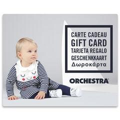 Δωροκάρτα Orchestra bebeFille