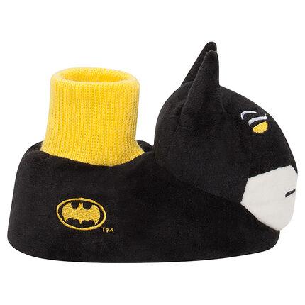 Λούτρινα παντοφλάκια BATMAN νούμερα 24 έως 27