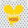 Σύνολο Disney με βερμούδα και αμάνικη μπλούζα με τον Μίκυ