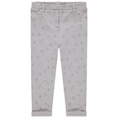 Jegging imprimé all-over , Orchestra