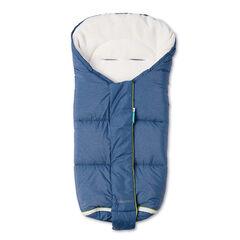 Υπνόσακος για το καρότσι Alpine - Μπλε/Λευκό
