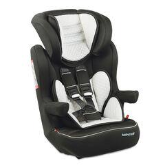 Κάθισμα αυτοκινήτου Group 1/2/3 (9-36 kg) Quilt -Μαύρο