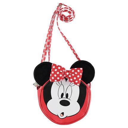 Τσάντα με λουρί ώμου Disney Minnie
