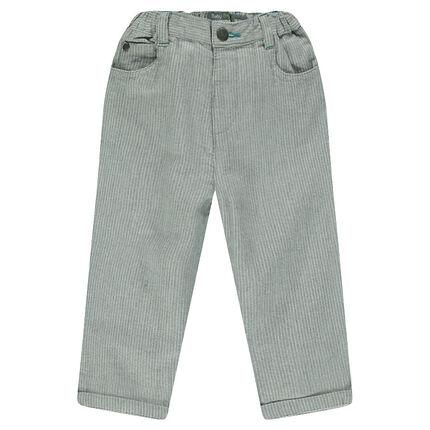 Φαντεζί βαμβακερό παντελόνι