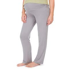 Pantalon homewear de grossesse à bandeau haut
