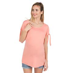 Τουνίκ εγκυμοσύνες με αζούρ σχέδιο στους ώμους