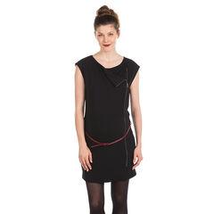 Robe perfecto milano de grossesse avec ceinture vinyle