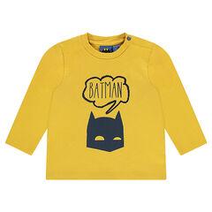 Μακρυμάνικη μπλούζα από ζέρσεϊ με στάμπα BATMAN