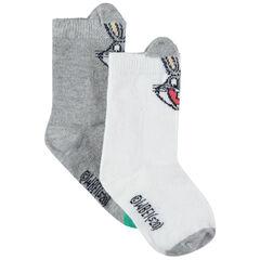 Σετ 2 ζευγάρια κάλτσες Bugs Bunny
