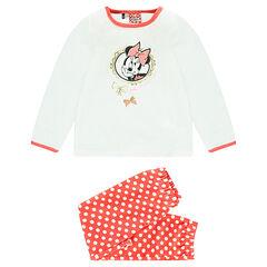 Βελουτέ σύνολο πιτζάμας Minnie της Disney