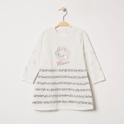 Μακρυμάνικο πλεκτό φόρεμα με τη Μαρί από στις Αριστογάτες της Disney