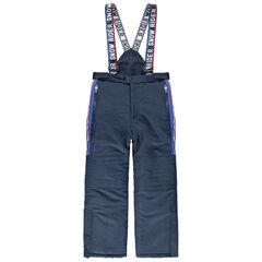 Παιδικά - Αδιάβροχο παντελόνι του σκι με αφαιρούμενες τιράντες