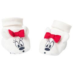 Chausson en velours Minnie Disney