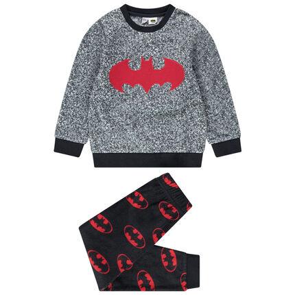 Φλις πιτζάμα με λογότυπα Batman της Warner