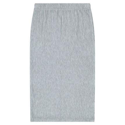 Παιδικά - Ημίμακρη φούστα με άνοιγμα στο πλάι