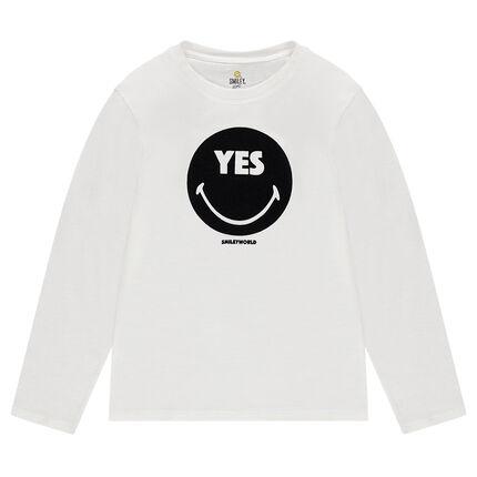 Μακρυμάνικη μπλούζα ©Smiley