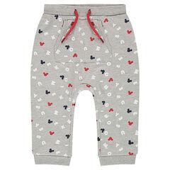 Παντελόνι φόρμας από φανέλα με μοτίβο τον Μίκυ της ©Disney