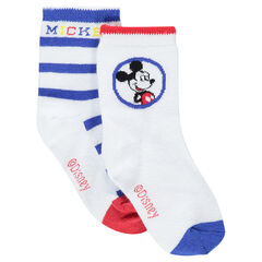 Σετ με 2 ζευγάρια κάλτσες Mickey της Disney