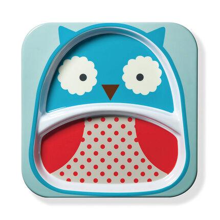 Διαιρούμενο Πιάτο Owl