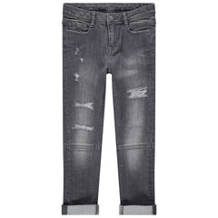 Jeans effet used