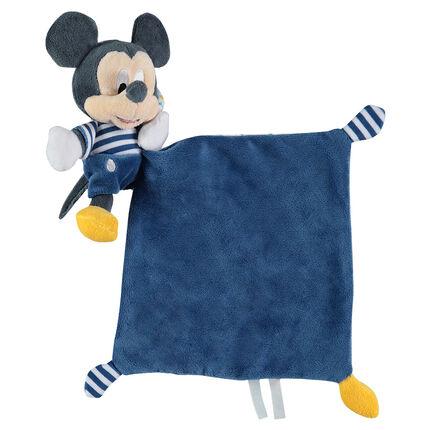Πανάκι παρηγοριάς με λούτρινο Mickey