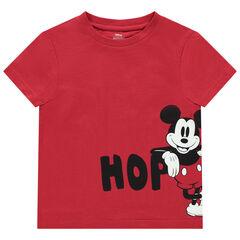 T-shirt κοντομάνικο σχέδιο Mickey Disney , Orchestra