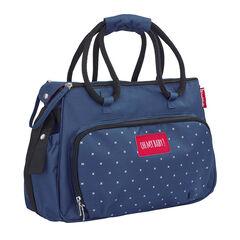 Τσάντα αλλαγής Boho - Σκούρο μπλε  , Badabulle