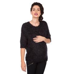 Πλεκτό πουλόβερ εγκυμοσύνης