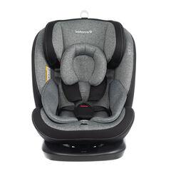 Κάθισμα αυτοκίνητου isofix μαυρο/γκρι gr.0+/1/2/3kg