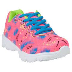 Πολύχρωμα αθλητικά παπούτσια