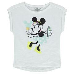 Κοντομάνικη μπλούζα με τη Minnie της Disney