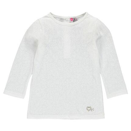 Μακρυμάνικη μπλούζα ζέρσεϊ ντεβορέ