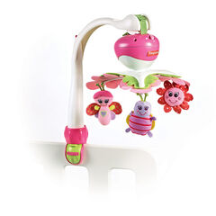 Mobile 3 σε 1 Πριγκίπισσα  - Ρόζ   , Tiny Love