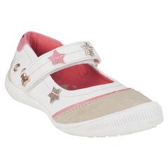 Babies coloris beige Lulu Castagnette avec patchs étoiles