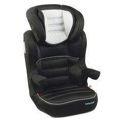 Κάθισμα αυτοκινήτου Group 2/3 Quilt (15-36 kg) Mαύρο