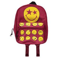 Τσάντα κολατσιού με στάμπα ©Smiley